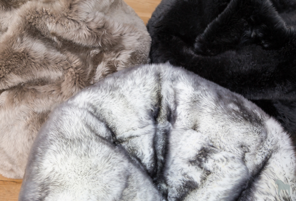 Buy A Slate Grey Sheepskin Beanbag Online At Nordic Sheepskin